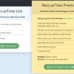 """RescueTime: Uma ferramenta que vai te ajudar a descobrir onde você está """"investindo"""" seu tempo"""