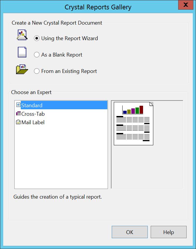 Suporte ao Crystal Reports no Visual Studio 2013 - André