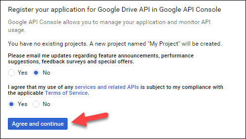 Utilizando a API do Google Drive no C# e VB NET - André